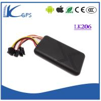 Best Permanent Standby Anti-theft Remote Control Online Motorcycle Anti-Theft Gps Tracker LK206 wholesale