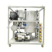 Quality FR3 Vegetable Transformer Oil Filtration Plant, Silicon Oil Purifier, Processing  FR3 fire-resistant green dielectric for sale