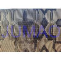 Quality With Customized Images Glass Metal Glass Wire Mesh Fabric Used In Glass Industry for sale