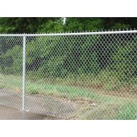Quality Electro Galvanized Diammond Wire Mesh Chain Link  Fence Mesh 8 for sale