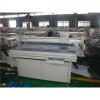 Quality Digital Flatbed Cutter / Corrugated Paper Cutting Machine For Various Materials for sale
