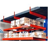 Quality Steel Cantilever Metal Storage Racks Large Capacity Easy Loading / Unloading for sale