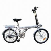Quality Electric Fold/Foldable Bike, 20-inch, 36V Voltage, 250W Power for sale