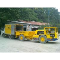 Quality 2.5m³ Box std Underground LHD Mining Equipment  Diesel engine 11,860kg for sale