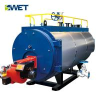Quality Fully automatic 6t/h oil gas fired steam boiler 1.25 / 1.6Mpa Working Pressure for sale