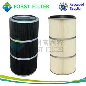 FORST Air Filter  Cartridge Industrial Polyester Filter Manufacturer