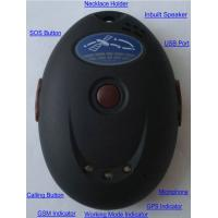 Quality XT107 Mini GSM SMS GPRS GPS Tracker W/ SOS and Speaker & Microphone for 2-Way Phone Talk for sale