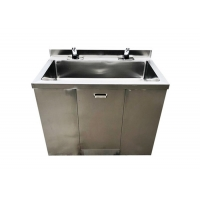 Quality Stainless Steel 316 Double Sink Clean Room Equipments for sale