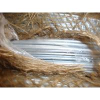 Quality Soft 1.2mm Galvanized Bending Iron Wire Bwg30 For Knitting Wires for sale