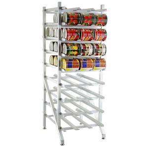 Quality Dispensing Canned Food Heavy Duty Storage Racks , Metal Frame Wire Storage Racks for sale