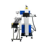 Quality Portable 60w Cnc Laser Marking Machine Jeans Wood Leather Support Beautiful for sale