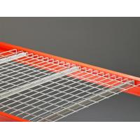 Quality Steel Pallet Rack Wire Decking , Wire Mesh Storage Racks  Powder Coated 5 - 30 Levels for sale