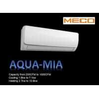 Quality 600CFM 2 Pipe System High Wall Fan Coil Unit 4kw 1.5TR AC Motor Style for sale
