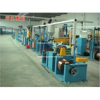 China Φ70 low smoke zero halogen cable extrusion production line on sale