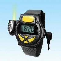 Quality Multifunction FM Radio Wristwatch with Mini Torch and Earphones for sale
