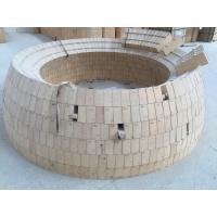 Quality high alumina bauxite brick for blast furnace for sale