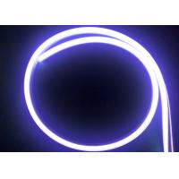 Quality 10 x 20MM Silicone IP67 Neon Flex Strip Light , Flat Cover 2835 SMD LED Neon Light for sale