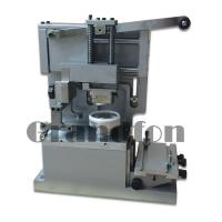 China cheap manual mini sealed  ink cup pad printing machine for sale