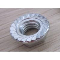 Quality steel Flange nut for sale