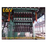 Best metal rod wire continuous roll mill by separated motor Oxygen Free Copper Rod Copper Continuous Casting Machine wholesale