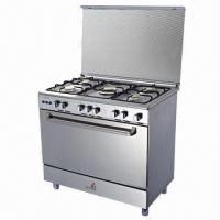 Quality Gas Oven with Metal Handle for sale