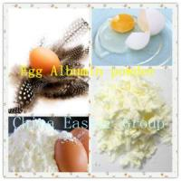 Quality Egg Albumin Powder High Gel Grade for Meat Production for sale