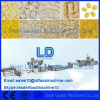Best Pet Food 3D Snack Pellet Machinery Stainless Steel With Food Grade wholesale