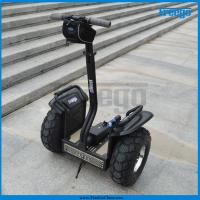 Buy cheap 36V 2000W Self Balancing Scooter Zero Emission , Off-Road Standing Up Chariot from wholesalers