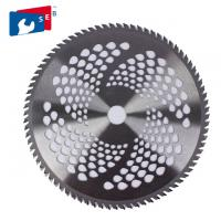 China 255mm TCT Circular Brush Cutter Blade with 100T for Garden Purpose on sale