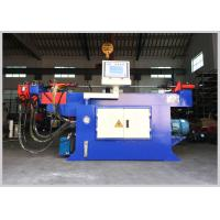 Quality Multi Function Muffler Pipe Bending Machine , PLC Control Muffler Pipe Bender for sale
