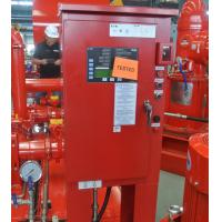 Quality High Precision Diesel Fire Pump Control Panel For Fire Fighting UL / FM Approved for sale