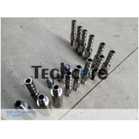 Quality AMMT Pin Coil Tubing Connector / Alloy Steel CT Thread Connector Easy Installed for sale