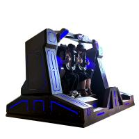 Quality 5KW Shopping Mall VR Theme Park 9D Super Pendulum Arcade Game Machine for sale