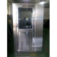 Quality Low-Profile Straight-Pass Through Air Shower Manufacturer  for Cleaning Room Equipment for sale