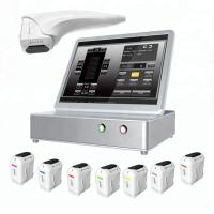 Quality Hottest Skin Rejuvenation Wrinkle Removal 3D Hifu Beauty Machine for sale