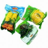 Buy cheap Frozen Storage Corn Pouches with PE Film from wholesalers