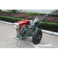 Best Chinese two wheel walking tractor 15hp wholesale