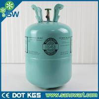 Quality The most popular gas refrigerant 99.9% purity r134a with disposable cylindert for sale