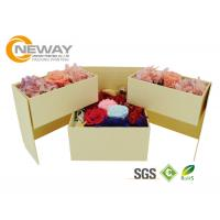 Best Exquisite Packaging for Roses Gift Box , Packaging Flower Box for Celebration wholesale