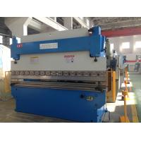 Best 40 Ton - 2000mm Hydraulic Sheet Bending Machine For Metal Sheet wholesale