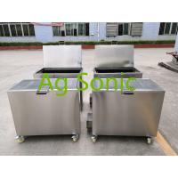 Quality Commercial Kitchen Stainless Steel Soak Tank Small / Medium / Large Sizes for sale