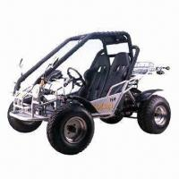 Best Go Kart Sahara with Chrome Rims, 150/250cc Engine and EEC/EPA Approved wholesale
