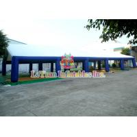 Best Outdoor Advertising Inflatable Airtight Tent With OEM 0.9mm Tarpaulin wholesale