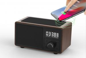 Quality Rechargeable 800mV 10W 1200mAh Bluetooth Speaker Radio for sale