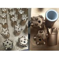 28 - 41mm Length Mining Drilling Bits For Small Hole Rock Drilling Tools for sale