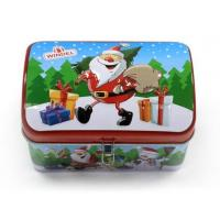 Quality Vintage Christmas storage tins for gift for sale