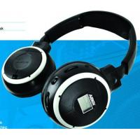 Best educational wireless headphone/ education headphone with fm radio,  LCD display wholesale
