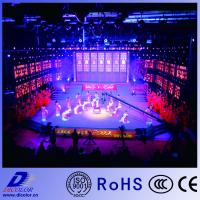 Best P16 Lighter, Thinner Full Color Video P4, P5.33, P6.4 Indoor Stage Led Screen Rental wholesale