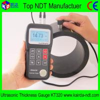 Quality Accuracy Ultrasonic Thickness Gauge for sale