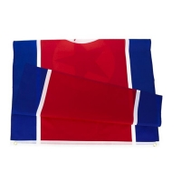 Quality South Korea Headband Custom Asia Flags 3x5ft for Pageant for sale